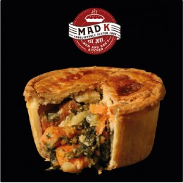 Pick Your Pies - 6 Deep Filled Vegetarian Pie Pack - Gluten Free