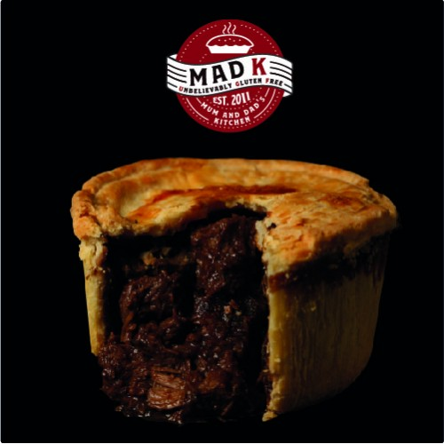 Pick Your Pies - 6 Deep Filled Pie Pack - Gluten and Dairy Free