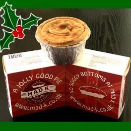 Bramley Apple Pie - Gluten and Dairy Free Pie