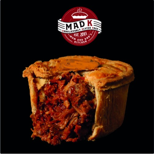 Pick Your Pies - 6 Deep Filled VEGAN Pie Pack - Gluten Free