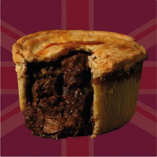Steak and Ale - Gluten and Dairy Free Pie