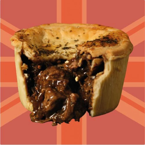Steak and Kidney - Gluten and Dairy Free Pie