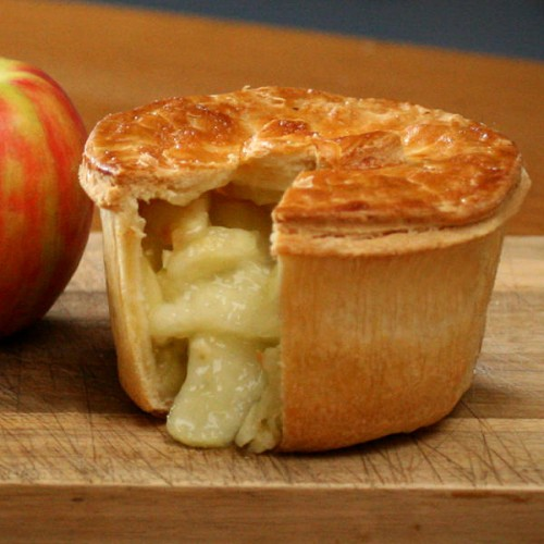 Bramley Apple Pie - Gluten Free Pie