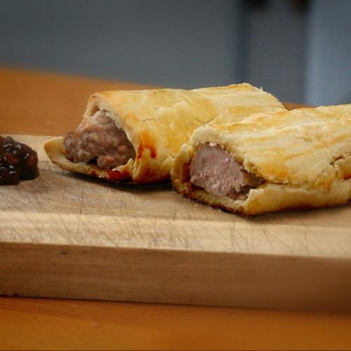 Sausage Rolls - Gluten and Dairy Free