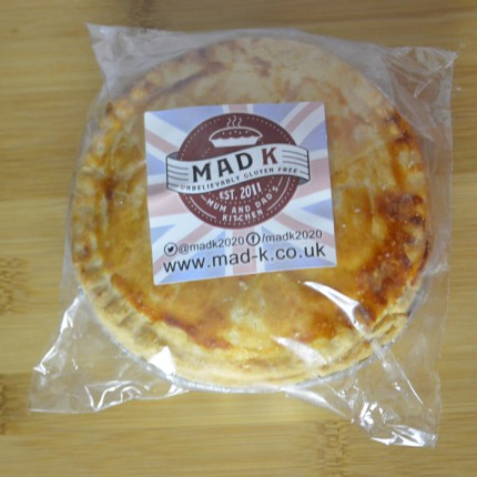 Pick Your Pies - 5 Large Pie Pack - Gluten and Dairy Free