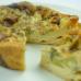 Broccoli and Stilton - Gluten Free Quiche