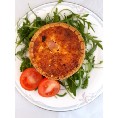 Pack of 8 Assorted Quiche