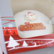 "Christmas Cake Gluten Free - small Approx. 6"" round"