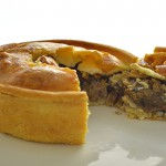 Lamb and Mint Pie - Gluten Free Pie