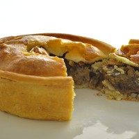 Lamb and Mint - Gluten and Dairy Free Pie