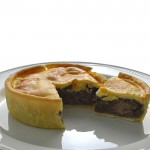 Minced Beef and Onion - Gluten Free Pie