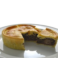 Minced Beef and Onion - Gluten and Dairy Free Pie