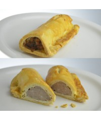 24 - Sausage Roll Gluten Free LACTOSE FREE