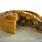 Steak and Red Wine - Gluten Free Pie