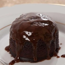 Marvellous Chocolate Steamed Pudding Gluten Free