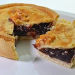 Cherry, Almond and Amaretto - Gluten and Dairy Free Pie