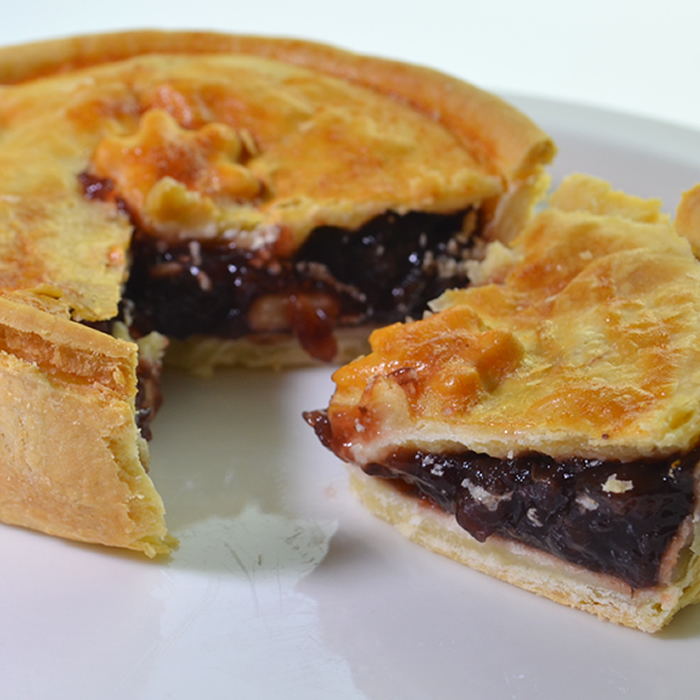 Cherry Pie - Gluten and Dairy Free