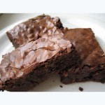 Chocolate Brownie Double Choc 12 piece Tray Bake - Gluten Free