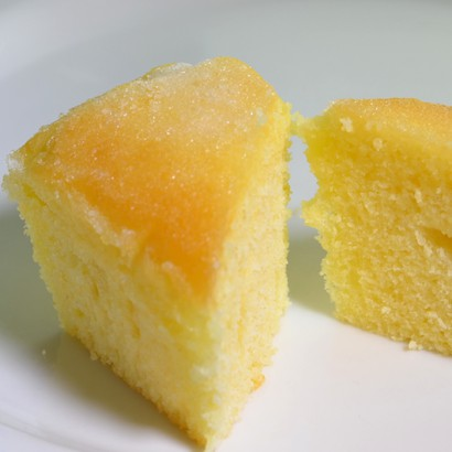 Lemon Drizzle Cake 12 piece Tray Bake - Gluten and Dairy Free