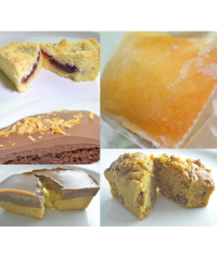 Taste of Six Little Cakes - Gluten Free Surprise Pack