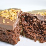 Ultimate Chocolate 12 piece Tray bake Gluten Free