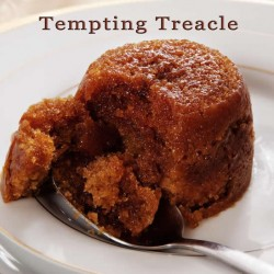 Tempting Treacle Steamed Pudding Gluten Free